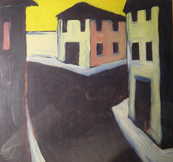 Streets Painting by Biagio Civale
