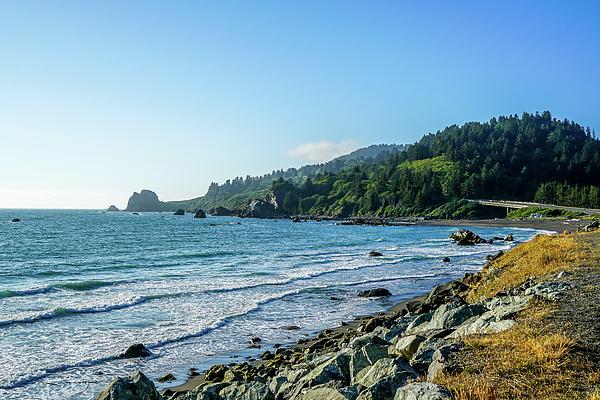 Coast Photograph - Stunning by Ric Schafer