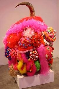 Assemblage Sculpture - Sublime Pleasure by Susan Danis