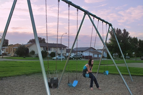 Summer Swing Photograph by Taylor Bolen