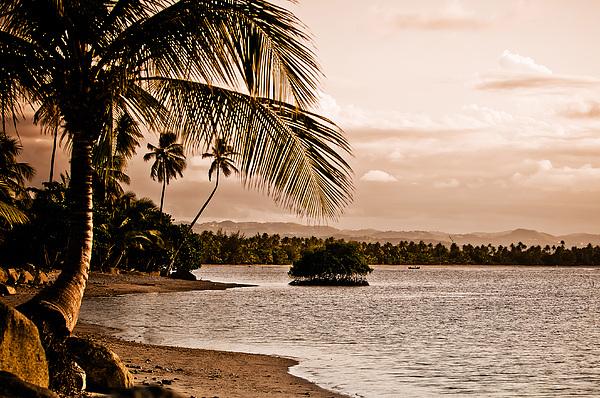 Beach Photograph - Sunset On The Bay 2 by Mark Bradley