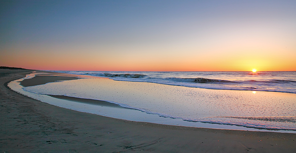 Beach Photograph - Surf And Sand II  by Steven Ainsworth