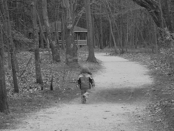 Black And White Photograph - Sweet Child Of Mine by Jennifer  Sweet