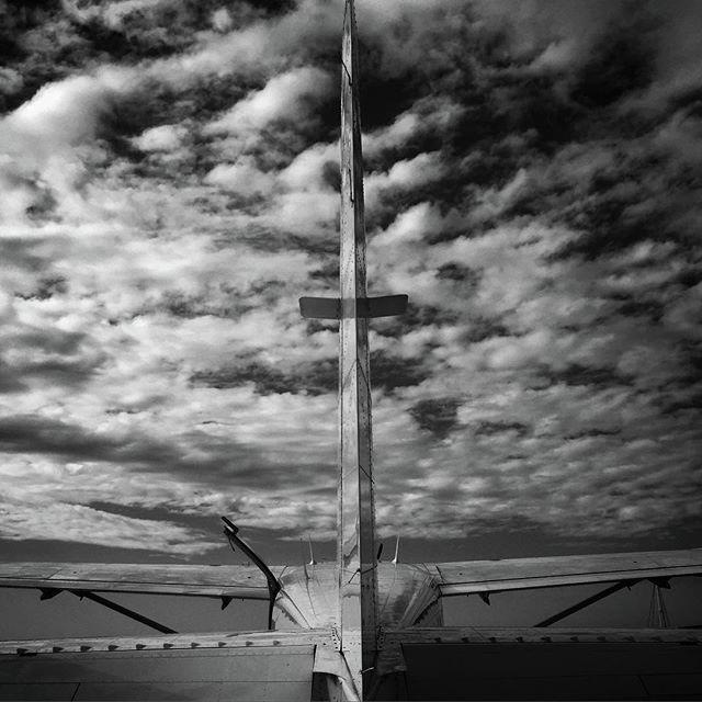 Blackandwhite Photograph - Tailwind Photo By @pauldalsasso by Paul Dal Sasso