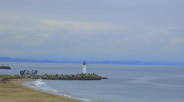 Lighthouse Photograph - Take My Hand Ill Lead The Way by Kathy Roncarati