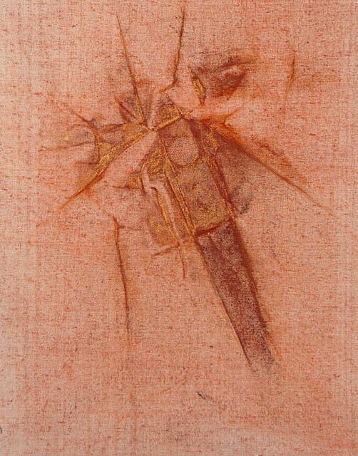 Taking Pastel by Sandra Langley