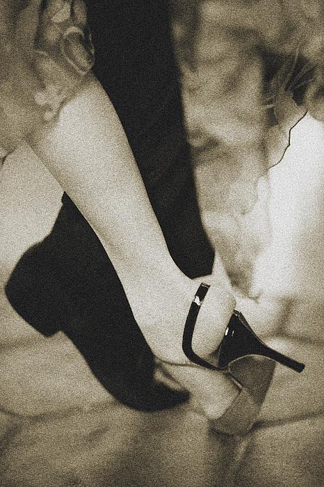 Dance Photograph - Tango Two by Bob Coates