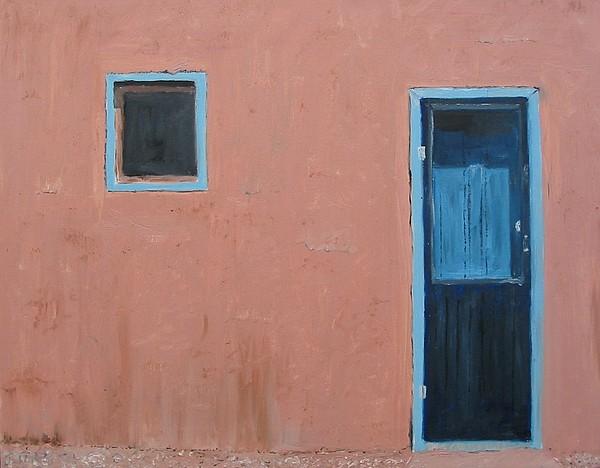 Southwest Painting - Taos Pueblo Vi by John Terry