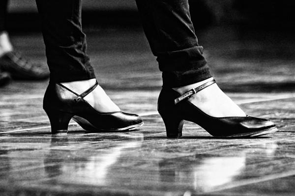 Tap Photograph - Tap Shoes by Lauri Novak