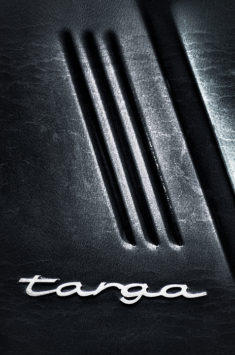 Porsche Photograph - Targa Gills by Scott Wyatt