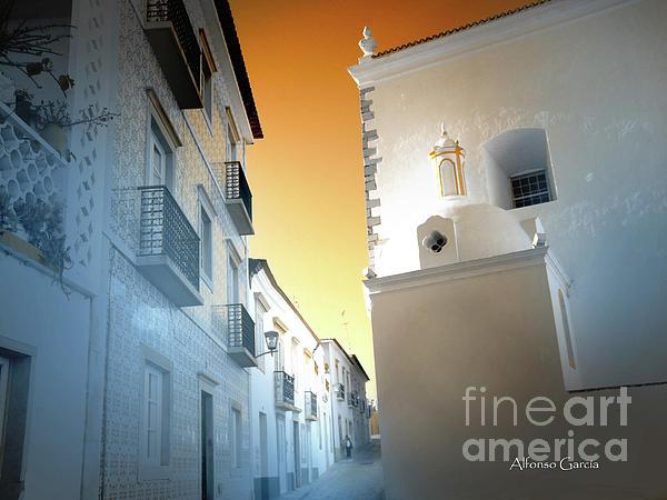 Design Photograph - Tavira by Alfonso Garcia