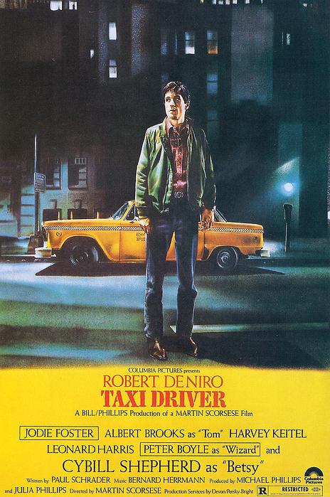 Taxi Driver Photograph - Taxi Driver - Robert De Niro by Georgia Fowler