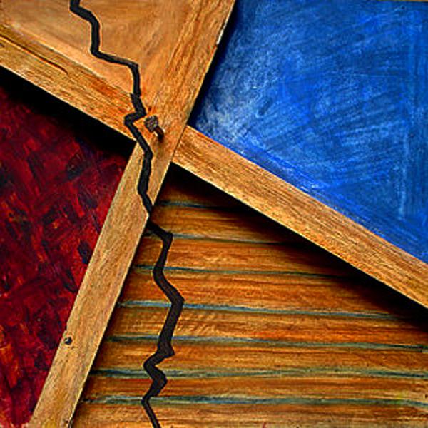 Ecclesiastes Painting - Tear Build by Lyn Deutsch