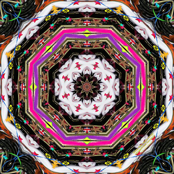 Teddy Digital Art - Teddy Bear Tears 707k8 by Brian Gryphon