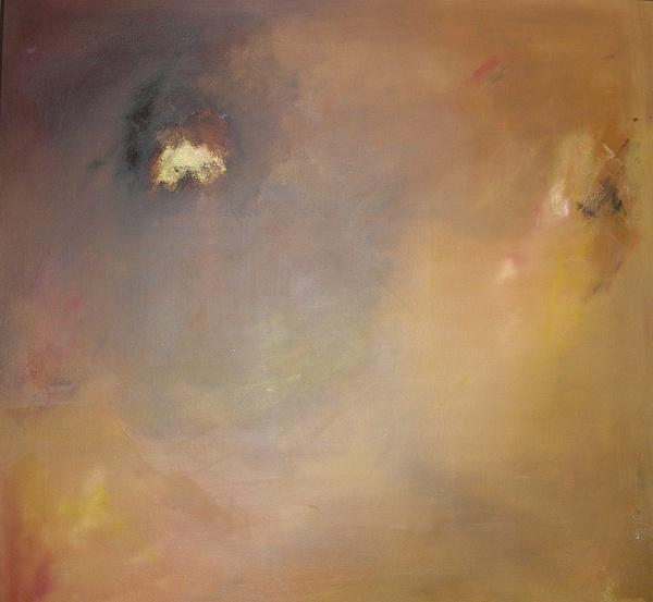 Terre De Feu Painting by Patrice Brunet