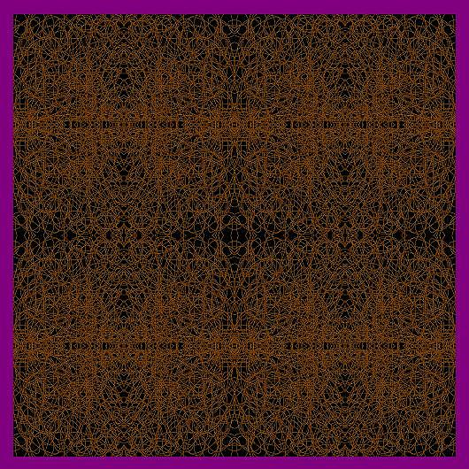Textile Pattern Painting - Textile Pattern Desisgn by Mohammad Safavi naini