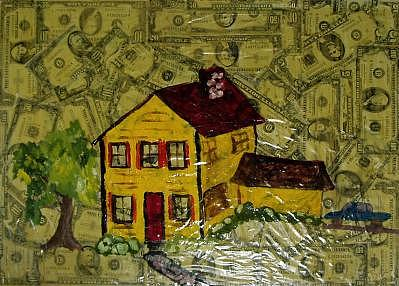 Mixed Media Mixed Media - The American Dream by Spencer Fyfe