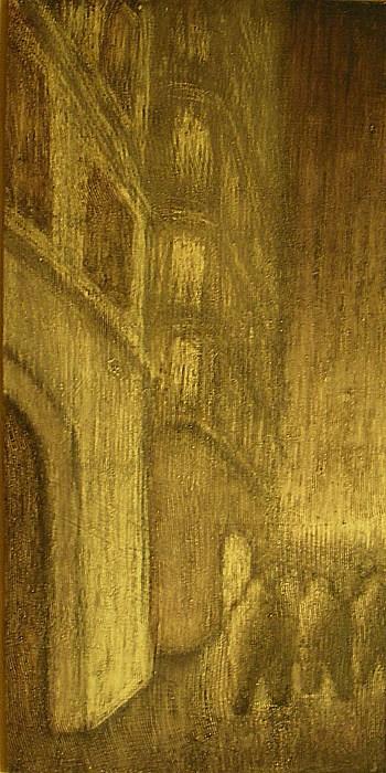 Art Sale Painting - The Annex by Jaylynn Johnson
