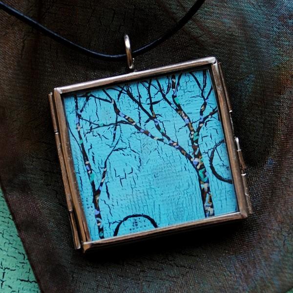 Tree Painting - The Awakening by Dana Marie