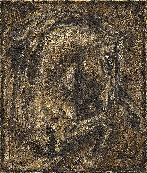 Horse Painting - The Beauty Of A Horse by Paula Collewijn -  The Art of Horses
