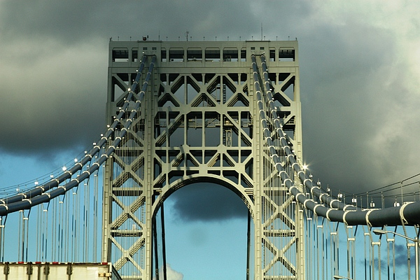 Bridge Photograph - The Bridge by Paul SEQUENCE Ferguson             sequence dot net