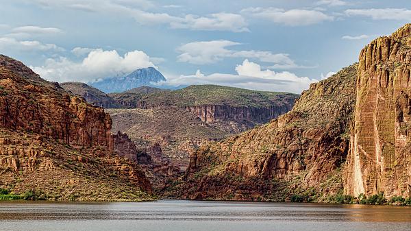 Arizona Photograph - The Canyon by Ryan Seek