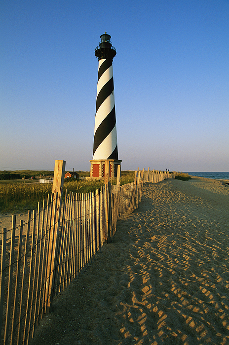 North America Photograph - The Cape Hatteras Lighthouse by Steve Winter
