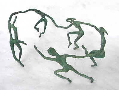The Dance Sculpture by Jay Lagemann