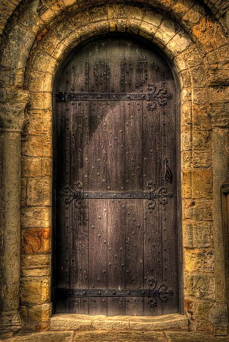 Door Photograph - The Door by Svetlana Sewell