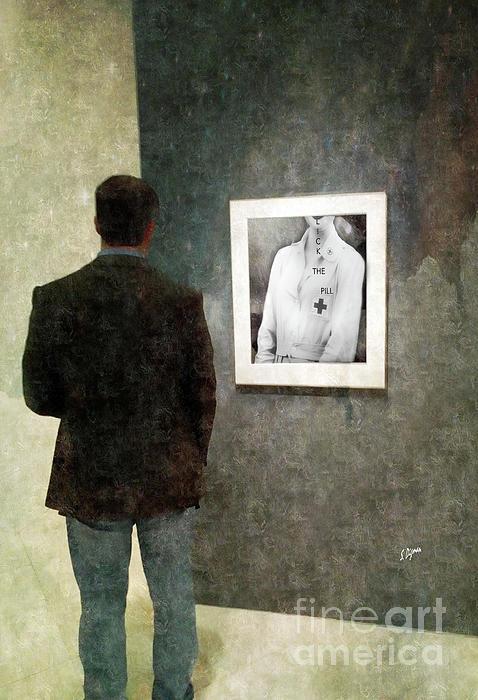 Nurse Photograph - The Exhibition  by Steven Digman