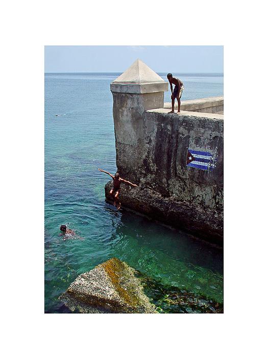 Wall Photograph - The Frontier by Mario Romero Orta