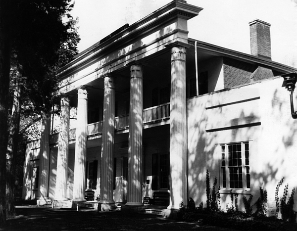 1930s Photograph - The Hermitage, Home Of President Andrew by Everett