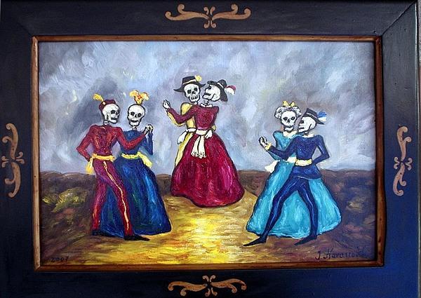 Fantasy Painting - The Last Waltz by Ignacio Navarro