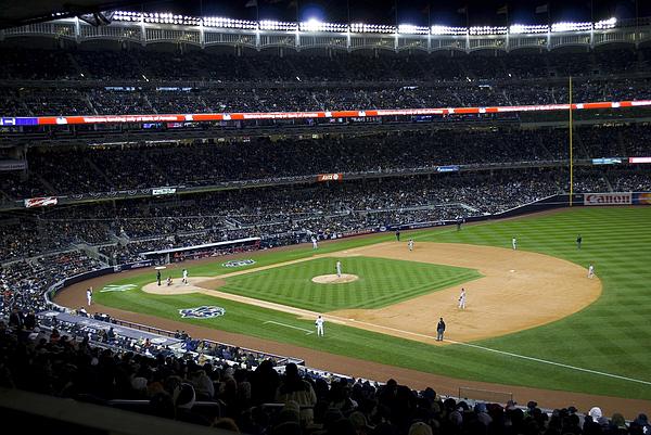 Yankee Stadium Photograph - The New Yankee Stadium by Andrew Kazmierski