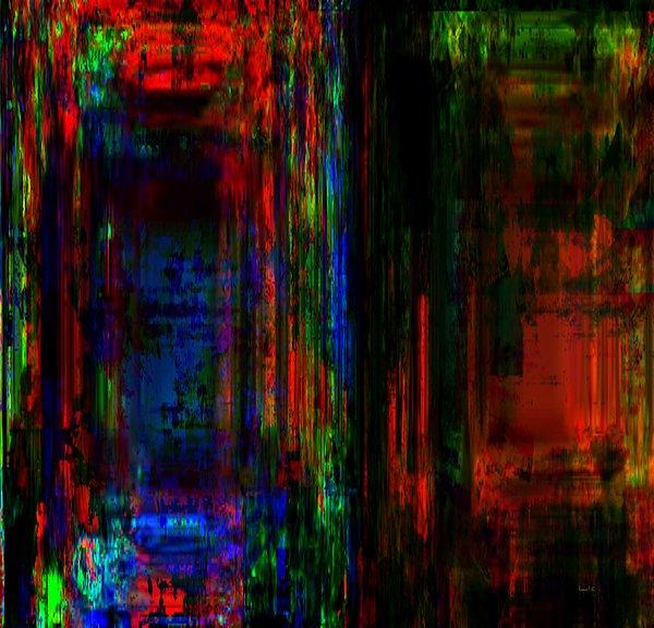 Faniart Digital Art - The Obvious Beauty In Diversity  by Fania Simon