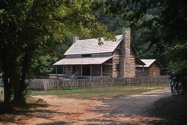 Tennessee Photograph - The Old Homeplace - 1 by Randy Muir