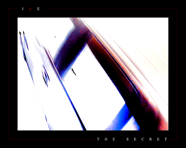 Abstract Photograph - The Secret by Jonathan Ellis Keys