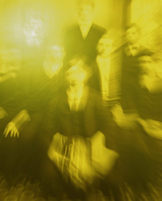 Abstract Photograph - The Team by Shelia Howe