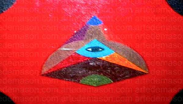 Third Eye Painting by Guillermo Mason