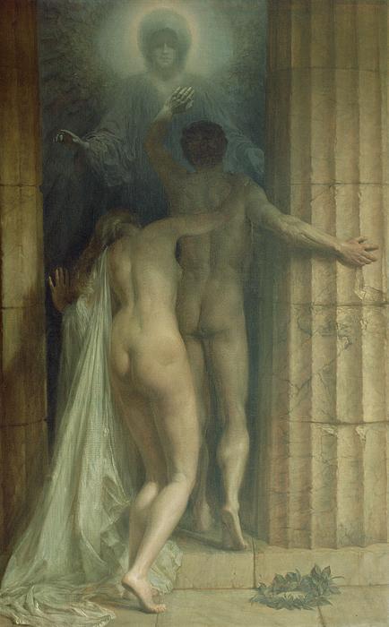 Reaper Painting - Till Death Us Do Part by SCH Goetze