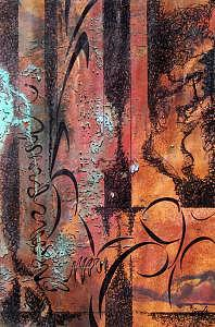 To Venus And Back Mixed Media by J Cerasoli