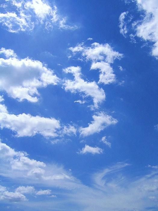 Cloud Photograph - Today by Richard  Hubal