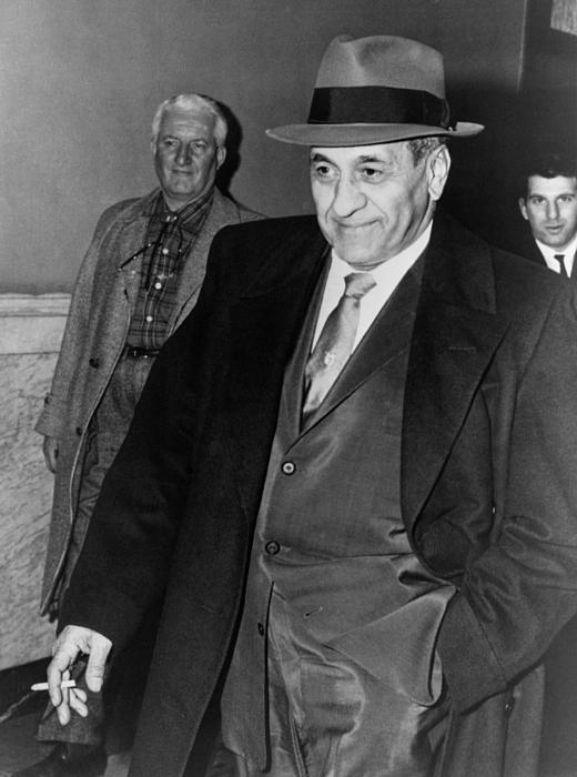 History Photograph - Tony Accardo, Successor Of Al Capone by Everett