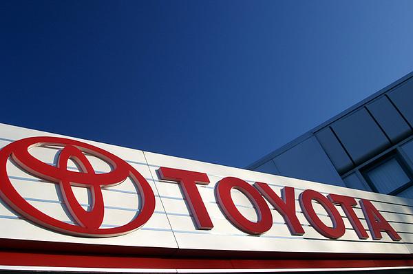 Photographer Photograph - Toyota 8 by Jez C Self