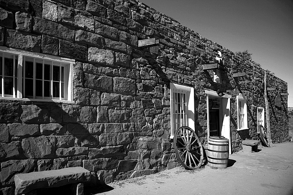 Hubble Photograph - Trading Post by Timothy Johnson
