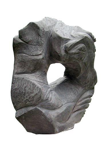 Tragedy Of Hirosima - Nagashaki  Sculpture by Mostafa Sharif Anowar Tuhin