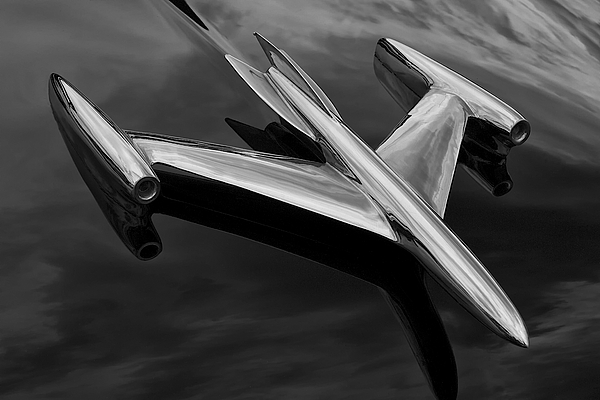 Classic Car Photograph - Transcendent by Toni Chanelle Paisley