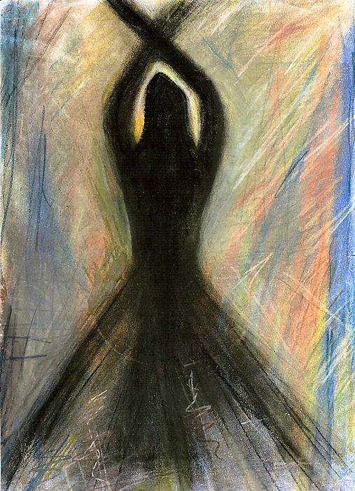 Pastel Pastel - Transfixed by Vicki Lynn Sodora
