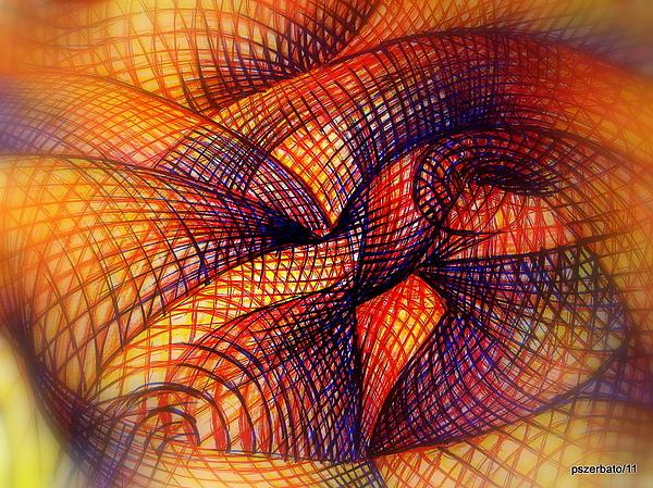 Transmutation Digital Art - Transmutation by Paulo Zerbato