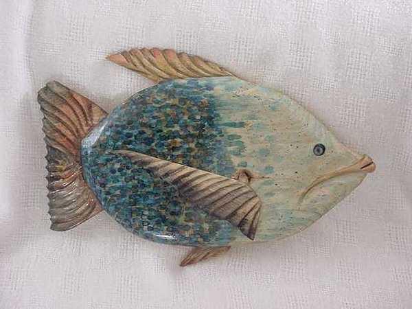 Glass Eye Painting - Treasure Island Sold by Lisa Ruggiero